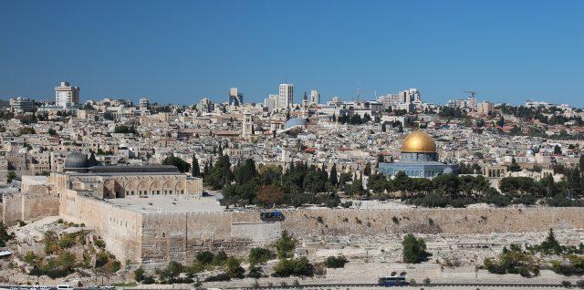 שמאי בירושלים